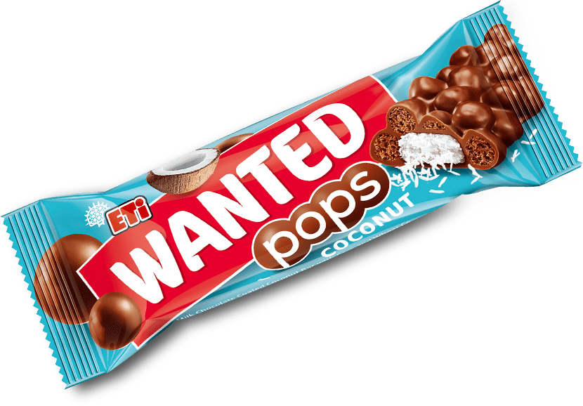 Wanted Pops Coconut
